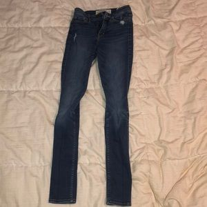 Abercrombie and fitch skinny jean